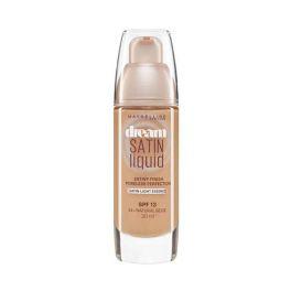 Maybelline Dream Satin Liquid Make-Up Spf13 44 Natural Beige 30ml