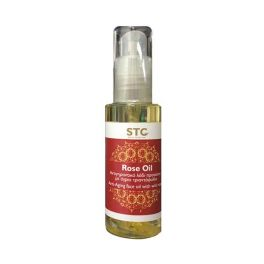 STC Rose Oil Αντιγηραντικό Λάδι Προσώπου Με Άγριο Τριαντάφυλλο 50ml