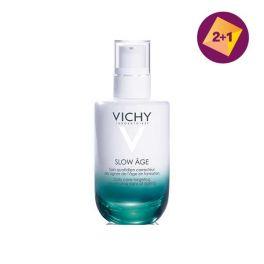 Vichy Slow Age Κρέμα Αντιγήρανσης Spf25 Για Όλες Τις Επιδερμίδες 50ml 2+1