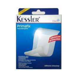Kessler Primafix Αποστειρωμένες Αυτοκόλλητες Γάζες 6*7cm