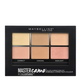 Maybelline Master Camo Παλέτα Με Concealer Διόρθωσης 02 Medium 6.5g