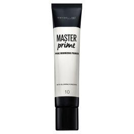 Maybelline Master Prime 10 Γκρι Βάση Μακιγιάζ Primer Κατά Των Πόρων 30ml