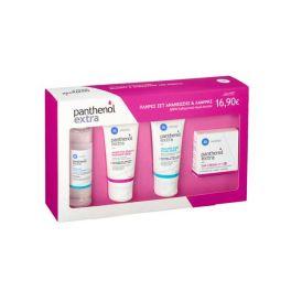 Medisei Panthenol Extra Πλήρες Set Ανανέωσης & Λάμψης Με 4 Προϊόντα & Δώρο Το Καθαριστικό Νερό Micellar