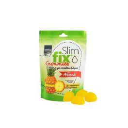 Intermed Slim Fix Gummies Ζελεδάκια Με Γεύση Ανανά Για Απώλεια Βάρους 210g