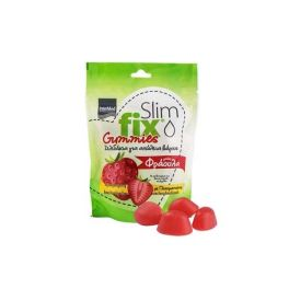 Intermed Slim Fix Gummies Ζελεδάκια Με Γεύση Φράουλα Για Απώλεια Βάρους 210g