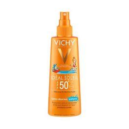 Vichy Ideal Soleil Παιδικό Απαλό Αντιηλιακό Σπρέι Spf50+ 200ml