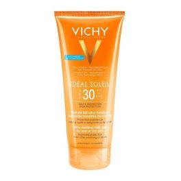 Vichy Ideal Soleil Έξτρα Απαλό Αντηλιακό Γαλάκτωμα - Τζελ Σώματος Για Νωπό Ή Στεγνό Δέρμα Spf30 200ml