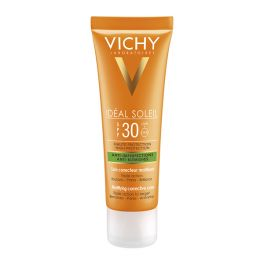 Vichy Ideal Soleil Αντηλιακή Κρέμα Προσώπου (Ατέλειες, Πόροι, Γυαλάδα) Για Μικτό/Λιπαρό Δέρμα Spf30 50ml