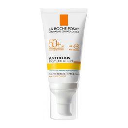 La Roche-Posay Anthelios Pigmentation Αντιηλιακή Κρέμα Προσώπου Με Χρώμα Για Κηλίδες/Πανάδες Spf50+ 50ml