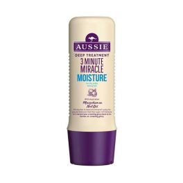 Aussie 3 Minutes Miracle Moisture Εντατική Μάσκα Για Διψασμένα Μαλλιά 250ml