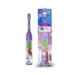 Oral-B Stages Power Frozen Ηλεκτρική Παιδική Οδοντόβουρτσα Με Μπαταρίες 3 Ετών+