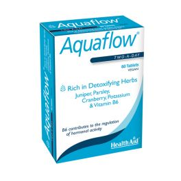 Health Aid Aquaflow Vegan 60 Ταμπλέτες
