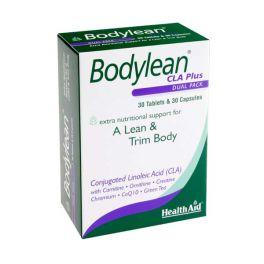 Health Aid Bodylean CLA Plus Για Λεπτό & Σφριγηλό Σώμα 30 Ταμπλέτες & 30 Κάψουλες