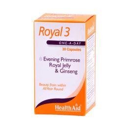 Health Aid Royal 3 30 Κάψουλες