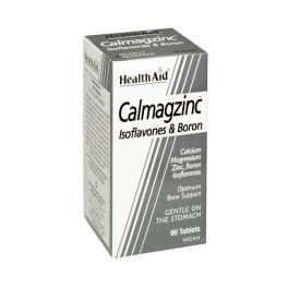 Health Aid Calmagzinc Συνδυασμός Μετάλλων Για Υγιή Οστά Vegan 90 Ταμπλέτες