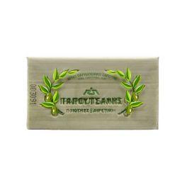 Papoutsanis Παραδοσιακό Πράσινο Σαπούνι Ελαιόλαδου 250g