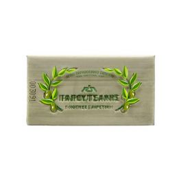 Papoutsanis Παραδοσιακό Πράσινο Σαπούνι Ελαιόλαδου 125g