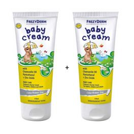 Frezyderm Baby Cream 175ml 1+1 Δώρο