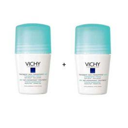 Vichy Αποσμητικό Set Anti-Perspirant Κατά της Εφίδρωσης Roll-On 48h 50ml 1+1 Δώρο