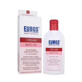 Eubos Cream Bath Oil Ελαιώδες Αφρόλουτρο Για Ξηρό Δέρμα 200ml