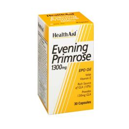Health Aid Evening Primrose 1300mg Ισορροπία & Ομορφιά 30 Κάψουλες