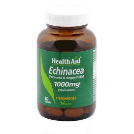 Health Aid Echinacea 1000mg Vegan 60 Ταμπλέτες