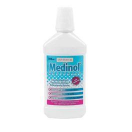 Intermed Medinol Φθοριούχο Καθημερινό Στοματικό Διάλυμα 500ml