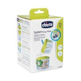 Chicco System Easy Meal Δοσομετρητής Σκόνης Γάλακτος & Δοχείο Φαγητού 0m+