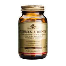 Solgar Neuro-Nutrients Αμινοξέα 60 Veg. Caps