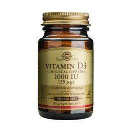 Solgar Vitamin D3 1000IU 25mcg Βιταμίνες 90 Tabs