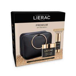 Lierac Premium Xmas Set Με Μεταξένια Κρέμα Προσώπου Ημέρας & Νύχτας Απόλυτης Αντιγήρανσης 50ml & Δώρο Κρέμα Αντιγήρανσης Ματιών 15ml