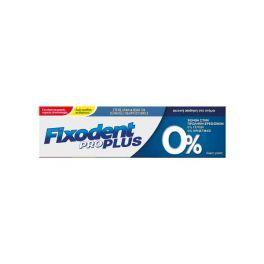 Fixodent Pro Plus 0% Στερεωτική Κρέμα Για Τεχνητές Οδοντοστοιχίες 40g