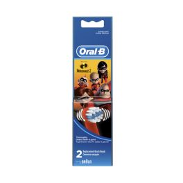Oral-B Disney The Incredibles 2 Ανταλλακτικά Ηλεκτρικής Οδοντόβουρτσας Extra Soft 2τμχ