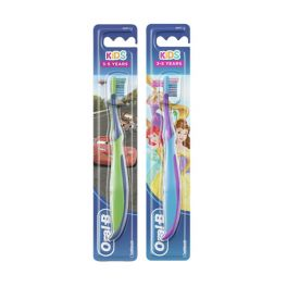 Oral-B Disney Kids Παιδική Οδοντόβουρτσα Soft 3-5Y 1τμχ