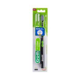 Gum Activital Sonic Ηλεκτρονική Οδοντόβουρτσα Με Μπαταρία Soft & Δώρο 2 Κεφαλές Αντικατάστασης