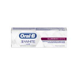 Oral-B 3D White Luxe Glamorous White Λευκαντική Οδοντόκρεμα 75ml