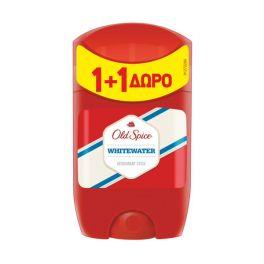 Old Spice Whitewater Αποσμητικό Stick 50ml 1+1 Δώρο Set