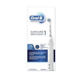 Oral-B Professional Gum Care 1 Ηλεκτρική Επαναφορτιζόμενη Οδοντόβουρτσα Για Ευαίσθητα Δόντια