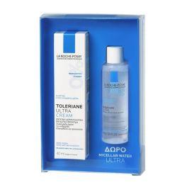 La Roche-Posay Set Με Toleriane Ultra Κρέμα Ενυδάτωσης Προσώπου Για Ευαίσθητο Δέρμα 40ml & Δώρο Micellar Water Ultra 50ml