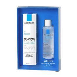 La Roche-Posay Set Με Toleriane Ultra Λεπτόρρευστη Κρέμα Ενυδάτωσης Προσώπου Για Ευαίσθητο Δέρμα 40ml & Δώρο Micellar Water Ultra 50ml