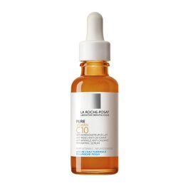 La Roche-Posay Pure Vitamin C10 Αντιοξειδωτικός Αντιρυτιδικός Αναζωογονητικός Ορός Λάμψης Προσώπου 30ml
