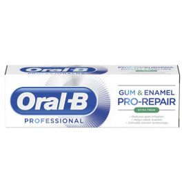 Oral-B Professional Gum & Enamel Pro-Repair Extra Fresh Οδοντόκρεμα Για Καθημερινή Χρήση Για Ευαίσθητα Δόντια 75ml