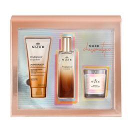 Nuxe Charismatique Set Με Prodigieux Le Parfum 50ml & Prodigieux Αρωματικό Γαλάκτωμα Σώματος 100ml & Δώρο Αρωματικό Κερί Χώρου 70g