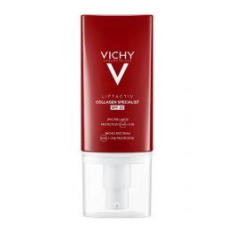Vichy Liftactiv Collagen Specialist Spf25 Αντιγηραντική Αντηλιακή Κρέμα Προσώπου 50ml