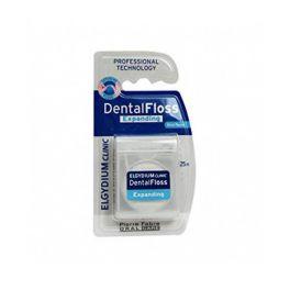 Elgydium Dental Floss Expanding Οδοντικό Νήμα Κατά Της Πλάκας 25m