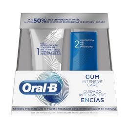 Oral-B Gum Intensive Care Set Με Οδοντόκρεμα 85ml & Τζελ Προστασίας 63ml