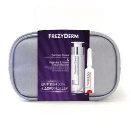 Frezyderm Set Με Dermiox Αντιγηραντική Κρέμα Προσώπου/Λαιμού 50ml & Peptides & Stems Cream Booster Αμπούλα Ενίσχυσης 10 Ημερών Με Φυσικά Βλαστοκύτταρα & Πεπτίδια Νεότητας Για Όλες Τις Ηλικίες & Επιδερμίδες 5ml -30%