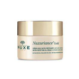 Nuxe Nuxuriance Gold Κρέμα Θρέψης/ Ενδυνάμωσης & Απόλυτης Αντιγήρανσης Για Ξηρές Επιδερμίδες 50ml