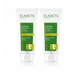 Elancyl Κρέμα Σύσφιξης Σώματος 2 x 200ml -50% Στο Δεύτερο Προϊόν