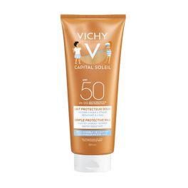 Vichy Capital Soleil Απαλό Παιδικό Αντηλιακό Γαλάκτωμα Spf50 300ml